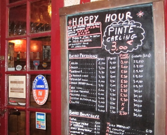 Best beer bars for Self garage strasbourg
